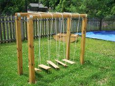 Impressive 34 The Best Backyard Playground Ideas For Kids