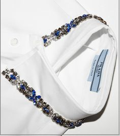 Prada shirt = I want it