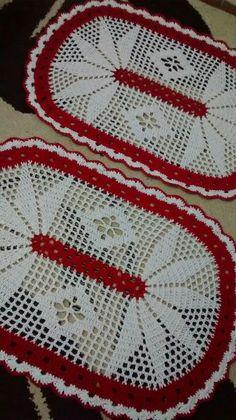 How to make an invisible decrease in single crochet Crochet Mat, Crochet Flower Patterns, Crochet Round, Crochet Home, Thread Crochet, Love Crochet, Irish Crochet, Crochet Doilies, Knitting Patterns