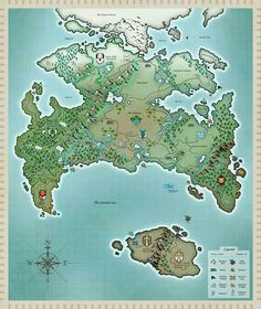World map testg 880680 dd maps pinterest fantasy map twokinds world map by twokinds on deviantart gumiabroncs Image collections