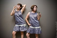 The differences. by laurenlemon, via Flickr