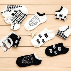 free shipping 300pairs/LOT Warm comfortable cotton bamboo fiber girl women's socks ankle low female invisible color girl boy ho