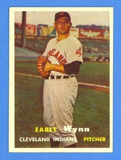 1957 Topps Early Wynn