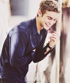 Chace Crawford... I literally cannot even... His hotness is just too much...