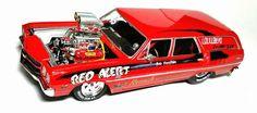 70 Chevelle wagon race car