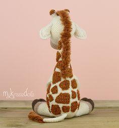 Girafje Romy   Patronen   mykrissiedolls