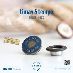 Whatever we do we do it for the fashion. #timaytempo #metal #accessories #button #denim #fastener #jeans #fashion #collection #prongsnapfastener #klikıt #snap #aksesuar #düğme #leather #sewing #sewonbutton #denimbutton #denimaccessories #metalbutton #metalaccessories #rawdenim #different #widerangeofproduct #seasoncollection #ss17 #blue #vintage