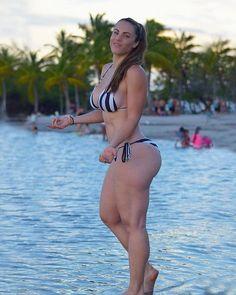 "1,161 curtidas, 52 comentários - Team Of Super Models (@fitnessattop) no Instagram: ""Booty like her = ✅ Not like her = Workout ❤ @brigittegoudz #igfitness #instagramfitness…"""