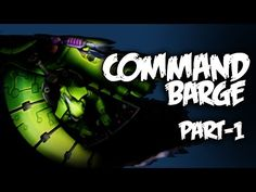 How to Paint [Necrons] Catacomb Command Barge - Part-1/2 - YouTube
