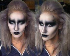 35 PRETTY HOT HALLOWEEN MAKEUP INSPIRATIONS | Witch makeup ...