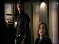 I don't watch a lot of Criminal Minds, but when I do it's for the Morgan/Garcia moments.