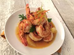 Test Kitchen, Shrimp, Seafood, Low Carb, Low Carb Recipes, Sea Food