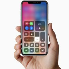 Ios 11 in the iphone X