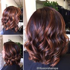 - All For Hair Color Balayage Hair Color And Cut, Brown Hair Colors, Cool Hair Color, Cinnamon Hair Colors, Fall Hair Color For Brunettes, Hight Light, Brunette Hair, Pretty Hairstyles, Men's Hairstyles