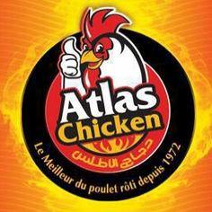 ATLAS CHICKEN-avenue annakhil,5004-Rabat-