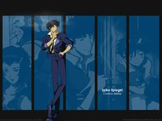 Cowboy Bebop Spike Spiegel Casual Best Wallpaper