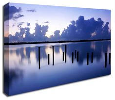 Simply Canvas have a variety of seascape canvas prints. Original wall art from Wall Prints, Canvas Art Prints, Canvas Wall Art, Blue Lagoon, Airplane View, Products, Gadget, Painted Canvas, Canvas Art Paintings