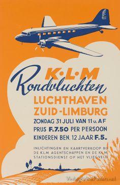 THE NETHERLANDS - #Vintage #Travel