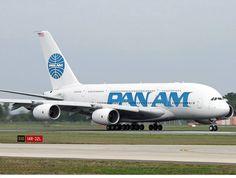 Pan Am A380