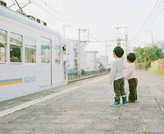 アナログ写真に関する5つの質問:濱田英明氏 · Lomography