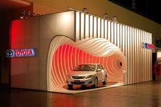 ARQUIMASTER.com.ar | Diseño: Stand para Toyota en exposición ArteBA (Buenos Aires) - Artek | Web de arquitectura y diseño