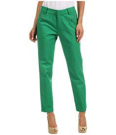 Calvin Klein Skinny Pant w/ Zippers