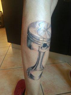 Piston tattoo just schading                                                                                                                                                                                 More