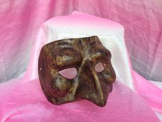 Old Man Face  Witch  Venetian Magician  Unisex by RomanticDesires, $30.00