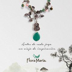 Flora María - Joyas de la tierra.