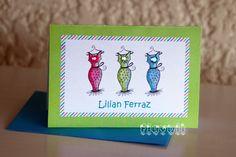 Cartão duplo - Vestido com pedrinhas  :: flavoli.net - Papelaria Personalizada :: Contato: (21) 98-836-0113 vendas@flavoli.net