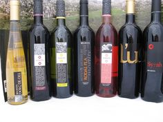 A selection of wines from Vinyes Mortitx, Pollenca