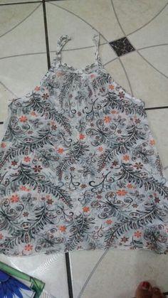 Blusa chifon sublimada