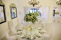 Wedding venue, five-star boutique wedding and conference venue - Chez Charlene Star Wedding, Pretoria, Hydrangeas, View Photos, Orchids, Wedding Venues, Flora, Table Settings, Roses