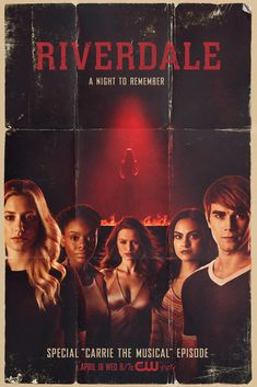 Riverdale S2 Episode Poster