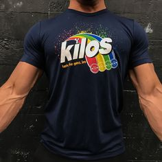 MEN'S - Kilos | Navy Blue T-Shirt
