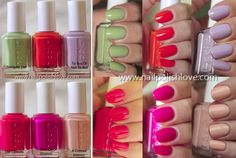 essie nail polish, nail polish 2012 collection, navigate her, swatches, nail polish swatch