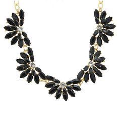 Fashion-Crystal-Statement-Bib-Pendant-Choker-Collar-Chain-Necklace-Party-Jewelry