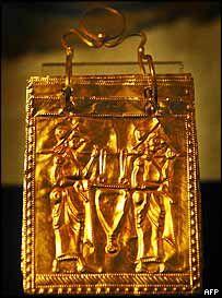 Etruscan book