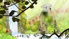 The Secret Of Kells Cartoon Wallpapers