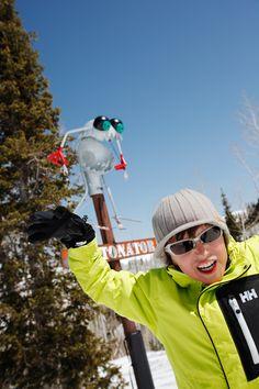 Snow Bugs at Park City Mountain Resort