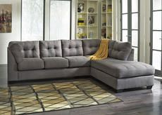 Marlo Charcoal 2 Pc. Sectional