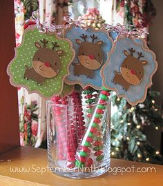 Rudolph spares: for cute!