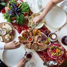 Kebab feast #sumakhrestaurant #sumakh #beatgroup #baku #azerbaijan #nationalcuisine #traditionalcuisine #food #cuisine #restaurants #kebab #feast