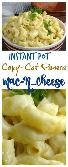 Panera Mac And Cheese Recipe Instant Pot.Instant Pot Panera Mac And Cheese Recipe Food Fanatic. Copy Cat Panera Mac N Cheese In The Instant Pot Recette . 5 Ingredient Instant Pot Mac And Cheese Recipe Food . Home and Family Pressure Cooking Recipes, Slow Cooker Recipes, Crockpot Recipes, Copycat Recipes, Hotdish Recipes, Hamburger Recipes, Poulet Hasselback, Pots, Le Diner