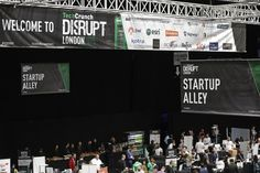 nice Disrupt London was the biggest yet: 2,300 people, 3.5M video views, 150 press