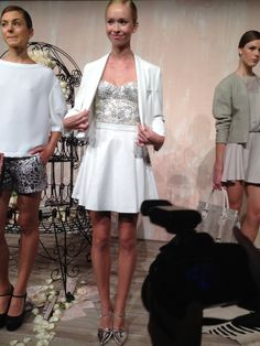 White on White at Alice and Olivia