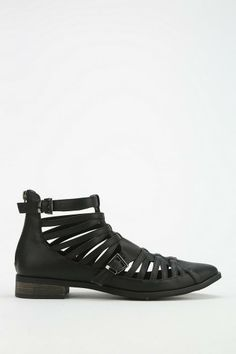 Ecote Welted Huarache Ankle Boot #urbanoutfitters