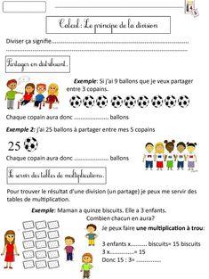 calcul CE2 | Le BLOG de Monsieur Mathieu Division Posée, Amai, Best Teacher, Math Centers, Alphabet, Activities, Education, Multiplication, Arabesque