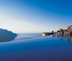 Ravello: Hotel Caruso pool