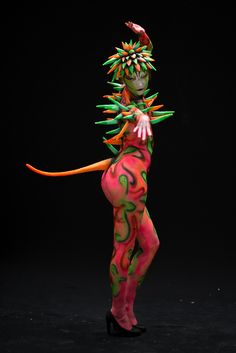 Austrian Body Paint Festival